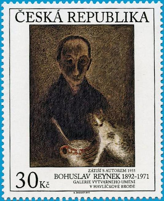 Bohumil Šneider - Bohuslav Reynek (1892 – 1971)