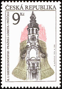 Krásy naší vlasti - Pražská Loreta z 26.6.1996