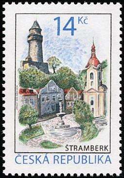 Krásy naší vlasti - Štramberk z 16.6.2010