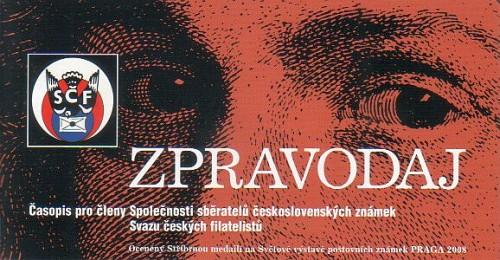ZPRAVODAJ - časopis pro členy SSČSZ SČF