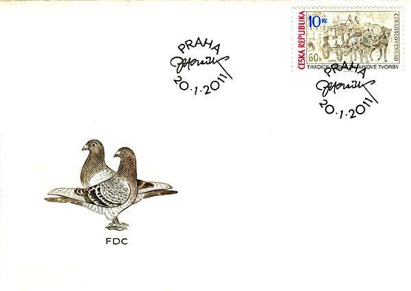 FDC_2011_HOUSA_DOSTAVNIK