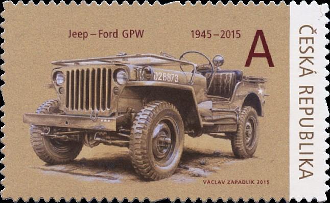 Jeep Ford GPW (Pof. 0836)