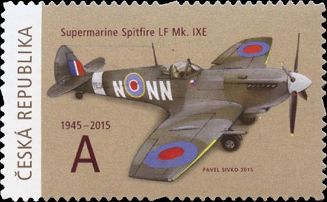 Supermarine Spitfire LF Mk. IXE (Pof. 0833)