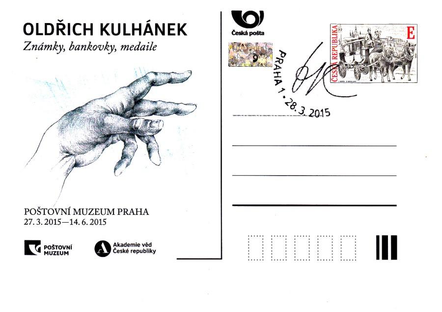 2015-03-28 PR Praha 1 PM dopisnice