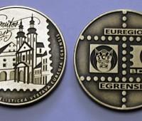 Medaile pro oceněné vystavovatele