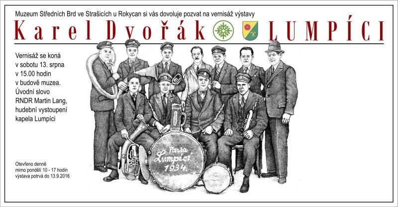 Karel Dvořák - LUMPICI