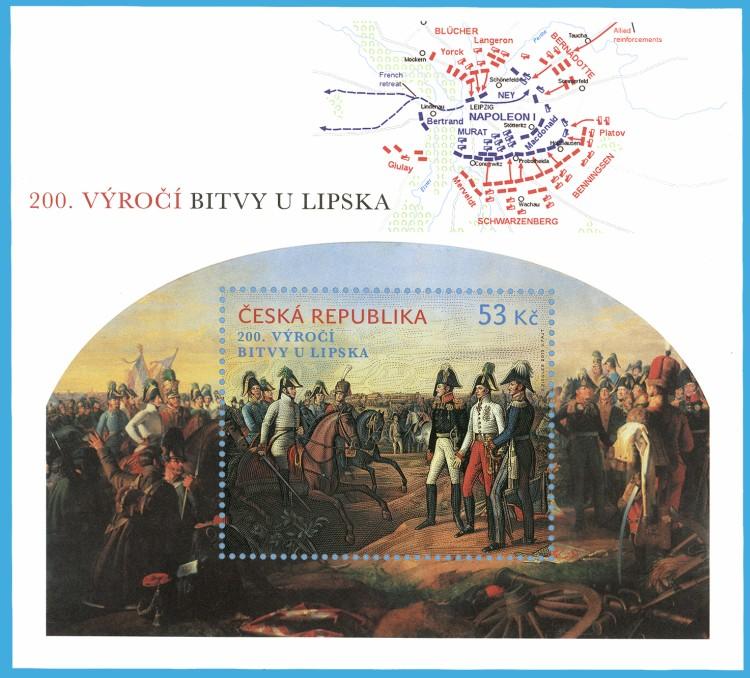 znamka_bitva_u_lipska